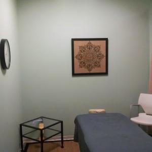 La Jolla Commons Massage Room